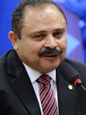 Presidente em exercício Waldir Maranhão
