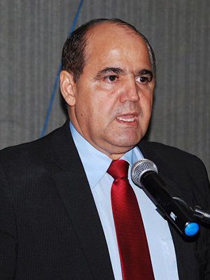 Luiz Gonzaga Martins, procurador-geral de Justiça