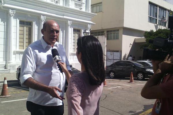 Prefeito Ribamar Alves entra com mandado de segurança contra governo Flávio Dino