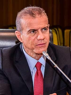 Presidente do Sampaio, Sérgio Frota
