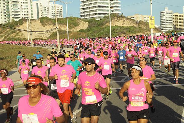 Corrida São Luís realizada pelo Grupo Mirante contou com a participação de 1.500 atletas
