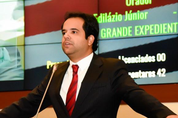 """Flávio Dino boicota o prefeito Edivaldo"", diz Edilázio"