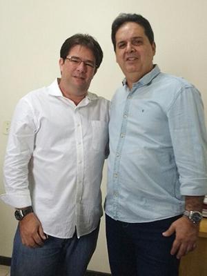 Pedrinho Serra e Gilberto Aroso
