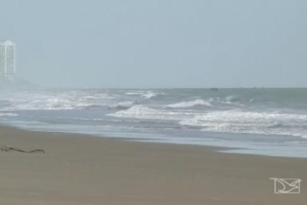 Laudo aponta perigo no Calhau, São Marcos, Ponta da Areia, Araçagi, Praia do Meio e Olho d'água.