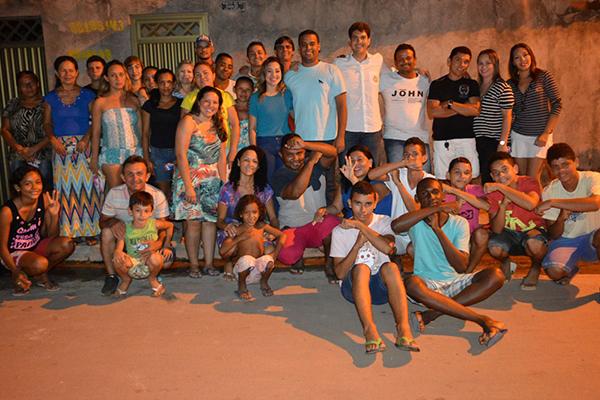 Eduardo Braide participa de encontro com moradores na Cidade Olímpica
