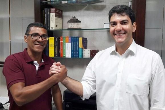 PMN oficializa Dilmar Araújo como candidato a vice-prefeito de São Luís