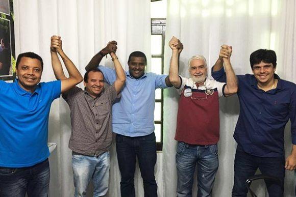 PRB decide apoiar a candidatura do vereador Fábio CÂmara (PMDB) a prefeito