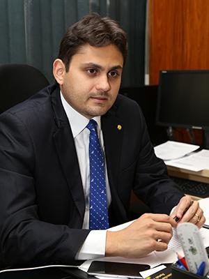Deputado federal Juscelino Filho (DEM)