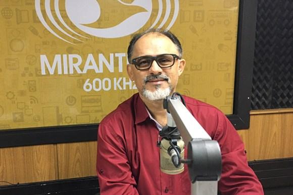 Valdeny Barros lembrou disse que a campanha está apenas começando e que vai às ruas conversar com a população