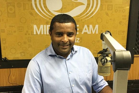 Candidato Fábio Câmara (PMDB) foi entrevistasdo nesta quarta-feira no Ponto Final, na Rádio Mirante AM