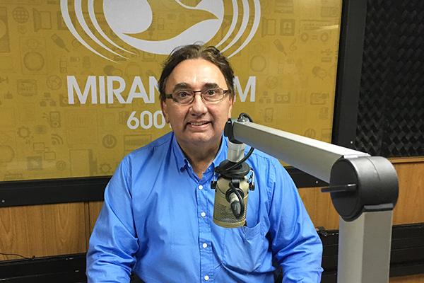Candidato do PPL Zeluís Lago disse que pretende priorizar a saúde, educação e a industrialização