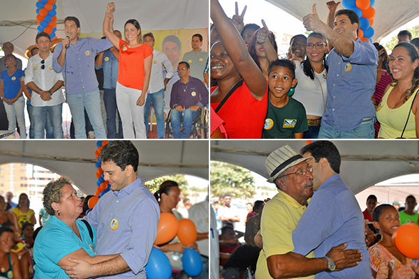 Eduardo Braide inaugura Comitê Central São Luís Tem Jeito!