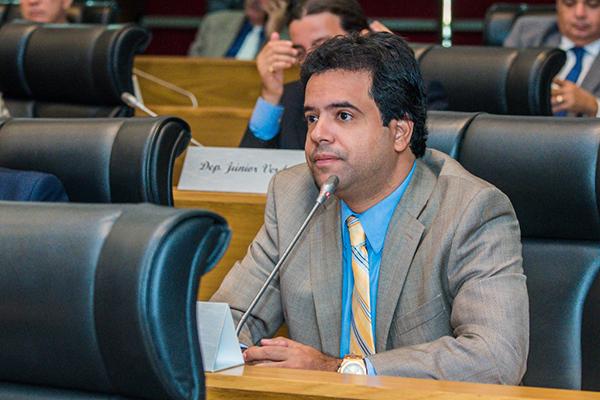 Deputado estadual Edilázio Júnior (PV) cobra posicioamento de Flávio Dino neste 2º turno da eleição