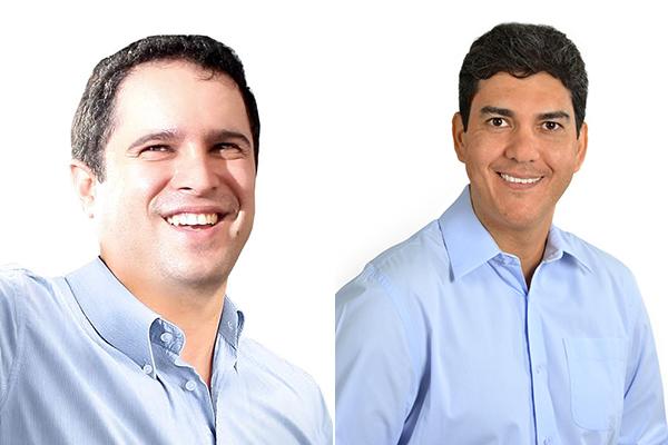 Candidatos Edivaldo Holanda Júnior (PDT) e Eduardo Braide (PMN) disputam o segundo turno para Prefeitura de São Luís