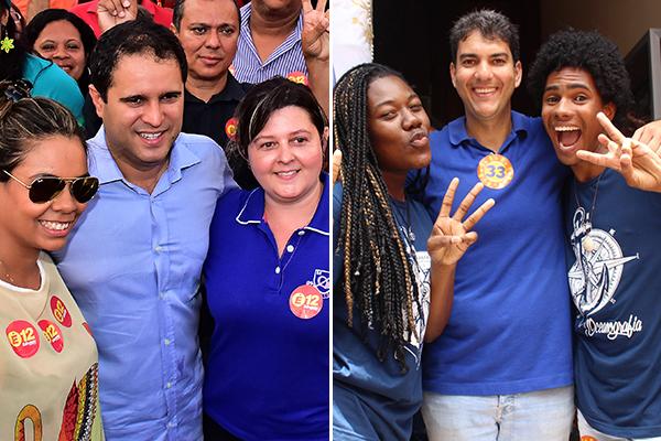 Pesquisa Econométrica mostra liderança de Edivaldo Holanda Júnior contra Eduardo Braide