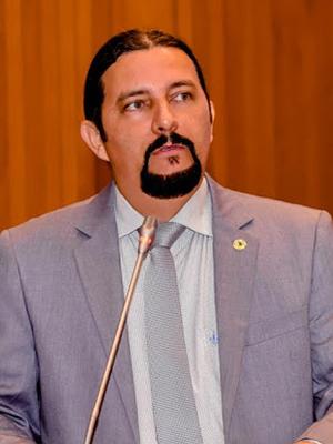 Deputado esatdual Júnior Verde (PRB)