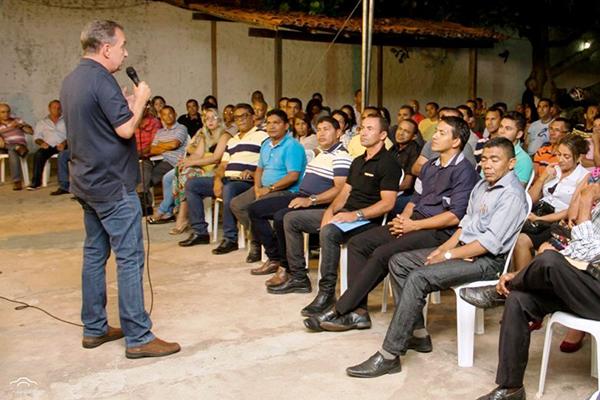 Luis Fernando inicia agenda de eventos para agradecer pela consagradora vitória nas urnas