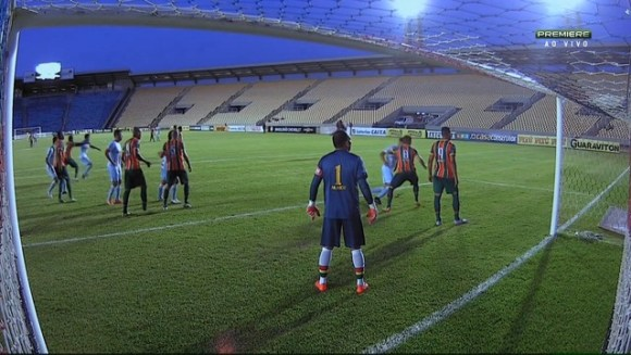 Sampaio sofre a quarta derrota consecutiva no Campeonato Brasileiro Série B