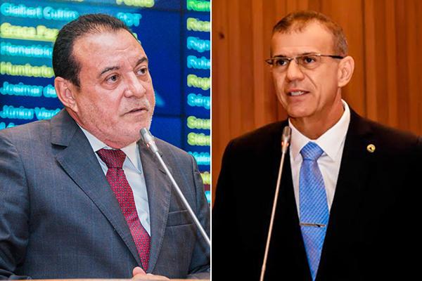 Deputado Raimundo Cutrim (PCdoB) e Sérgio Frota (PSDB) falam sobre o caso Sefaz