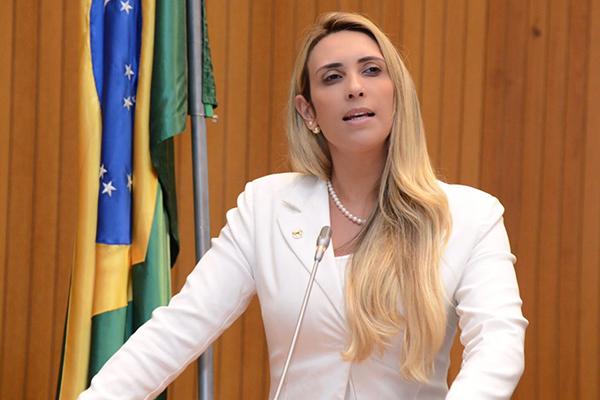 Contra aumento de imposto, Andrea Murad critica a aprovação de matéria que prejudica o povo