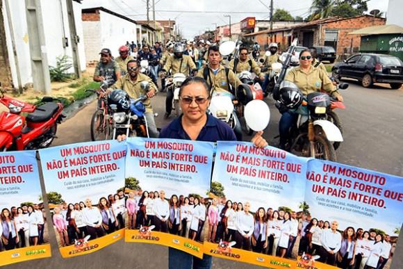 Prefeitura de São Luís integra campanha de Mobilização Nacional contra o Mosquito Aedes aegypti