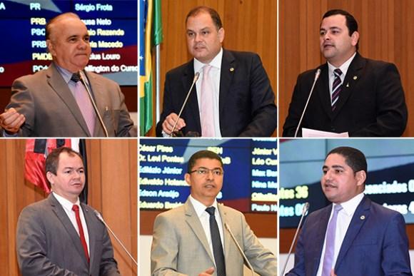 Deputados destacam ações da Prefeitura de São Luís em discurso na Assembleia Legislativa