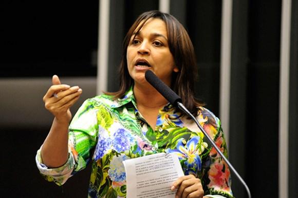 Deputada Eliziane Gama denuncia abandono da delegacia estadual agrária no Maranhão