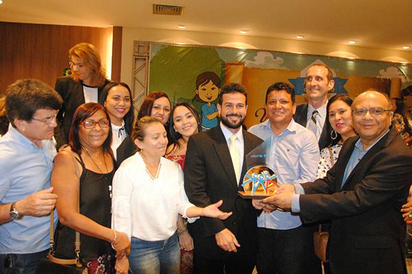 São José de Ribamar recebe mais uma edição do Selo Unicef Município Aprovado