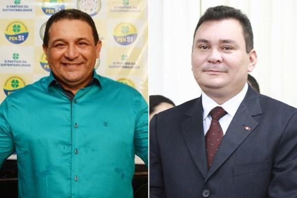 Ex-deputado Jota Pinto e o vereador Ivaldo Rodrigues são novos secretários de Edivaldo