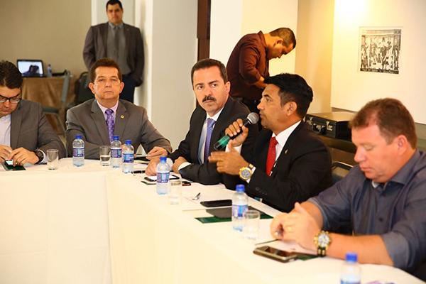 Deputado Wellington do Curso (PP) participa de seminário sobre Segurança Pública em Pernambuco