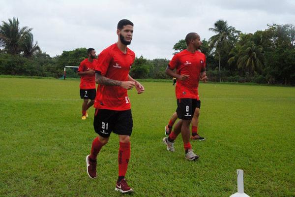 ac367bdbf6475 Atacante revlenado na base do Corinthians é a aposta de gols do Moto Club  na temporada