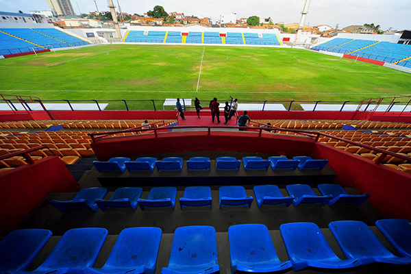 1b133b5b4b9dd Prefeitura de São Luís confirma para segunda-feira (6) reabertura do  estádio Nhozinho Santos