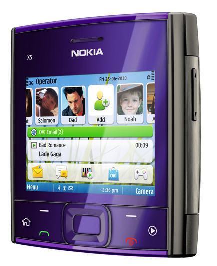 Nokia-X5-01
