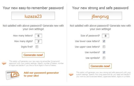 newpasswordgenerator Custom 5 Websites to Create Strong and Easy to Remember Passwords for Daily Use