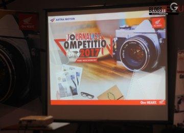 Mari Ramaikan Journalist Competition dari Astra Motor Pontianak