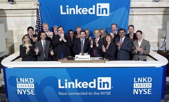 Mai 2011: LinkedIn IPO