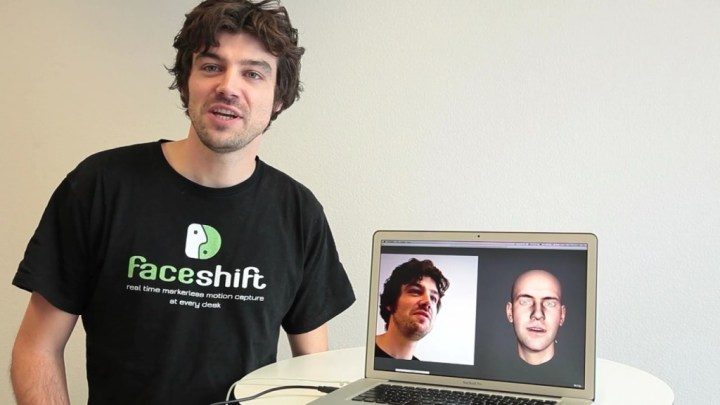 Confirmed: Apple buys Swiss real-time avatar communication startup Faceshift