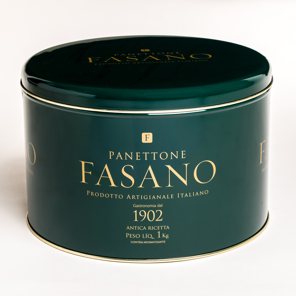 Panettone Antica Ricetta  entra para linha de produtos  Fasano