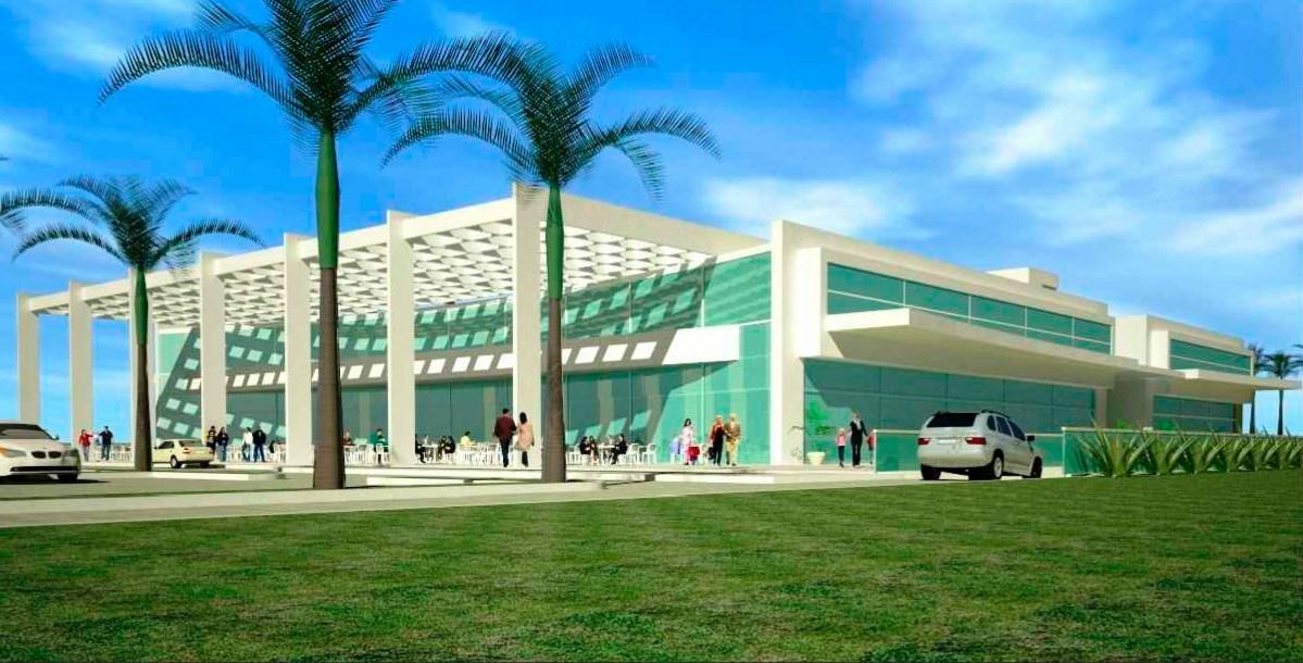 Plaza Norte Mall  na Asa Norte de Brasilia,  ganha novo polo gastronômico