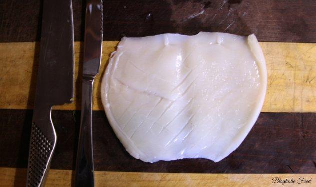 Pan fried squid 5