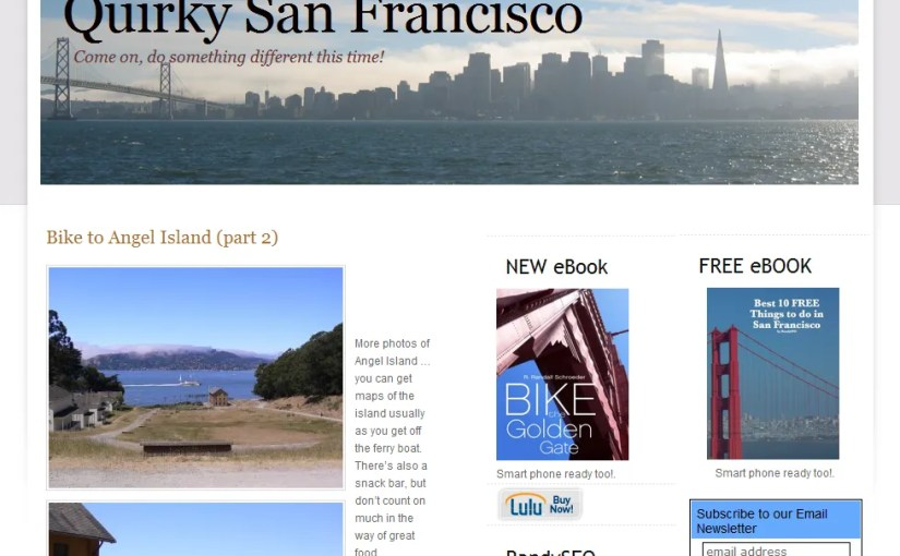 Client Spotlight: Find Things To Do In Quirky San Francisco