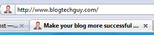 Blog Tech Guy Favicon