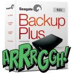 """Seagate Backup Plus"""