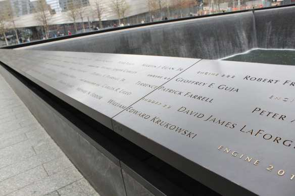 Names of all victims are inscribed