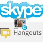 Skype y Google Hangout en tu estrategia de venta online y atención al cliente.