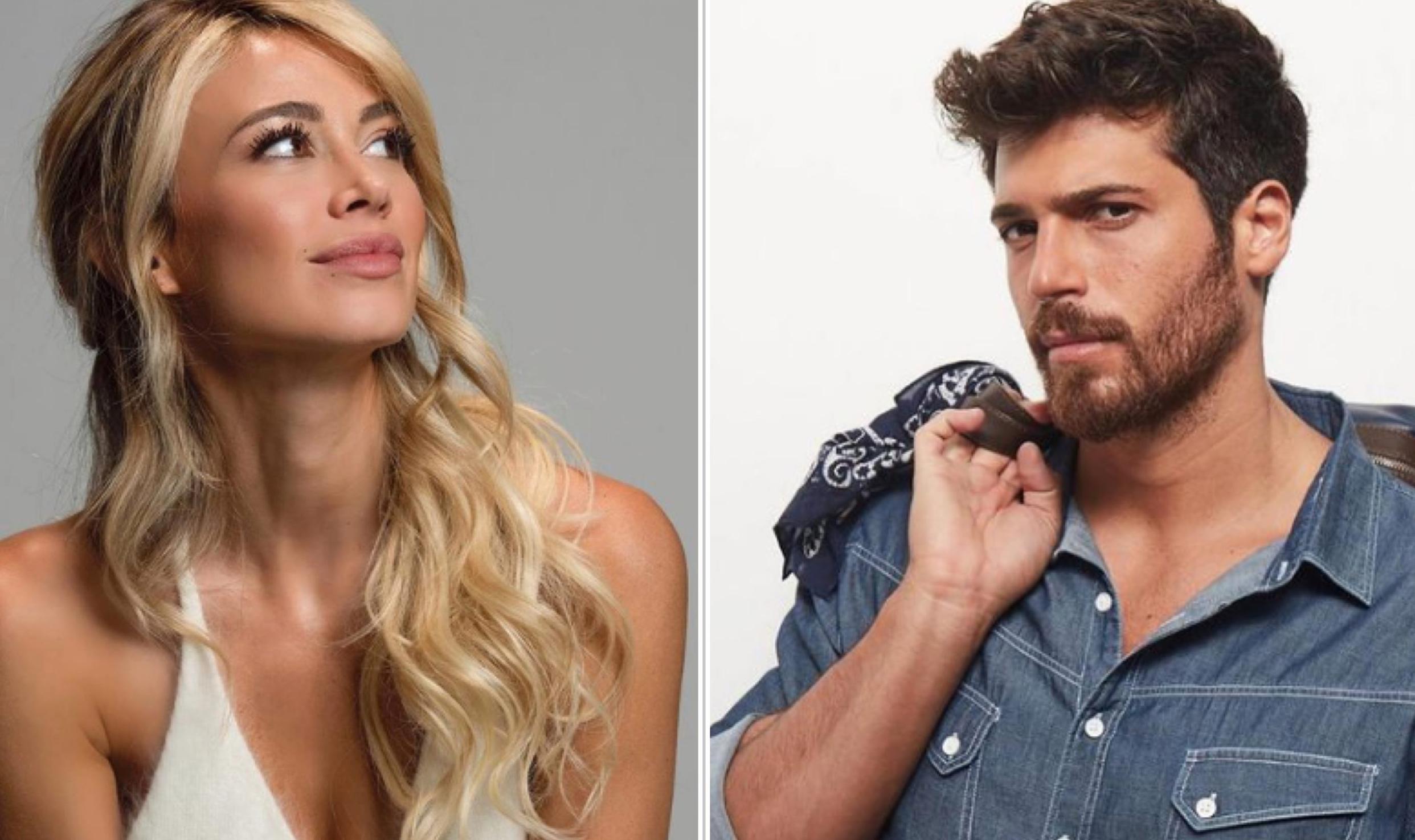 Can Yaman e Diletta Leotta insieme in tv? Il sogno di Silvia Toffanin potrebbe presto realizzarsi