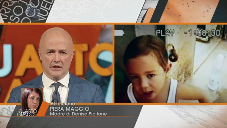 """Denise Pipitone: """"Vergognoso squallore!"""", Piera Maggio sbotta e manda un messaggio in diretta a Quarto Grado"""