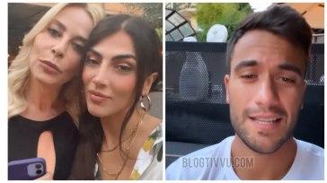 Stefania Orlando chiede scusa a Giulia Salemi: anche Pierpaolo Pretelli presente alla reunion