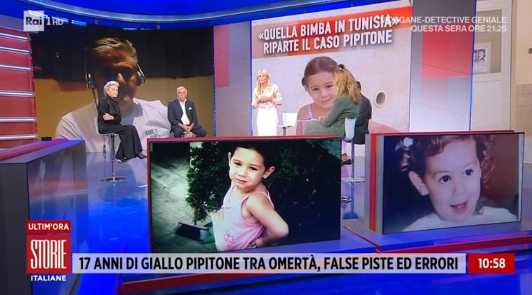 Denise Pipitone e la pista tunisina: il caso riparte a Storie Italiane
