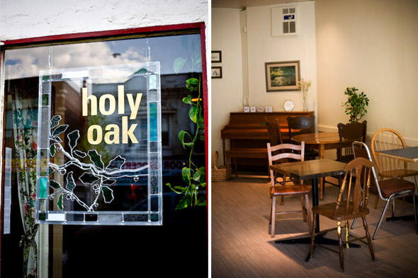 Holy Oak Cafe